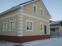 Фасады с термопанелями